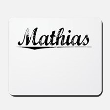 Mathias, Vintage Mousepad