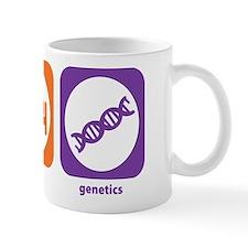 Eat Sleep Genetics Mug