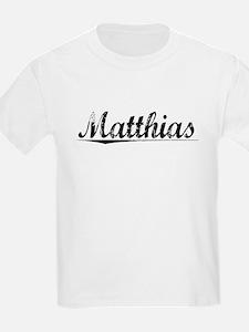 Matthias, Vintage T-Shirt