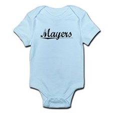 Mayers, Vintage Infant Bodysuit