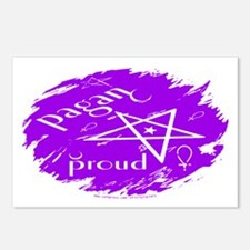 Proud Pagan Postcards (Package of 8)