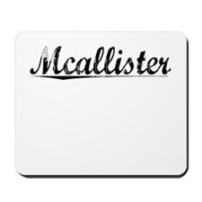 Mcallister, Vintage Mousepad