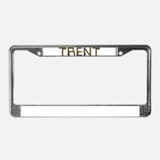 Trent Circuit License Plate Frame
