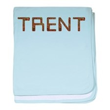 Trent Circuit baby blanket