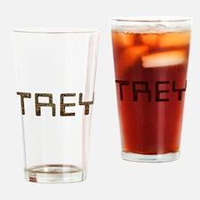 Trey Circuit Drinking Glass