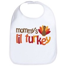 Mommy's Lil Turkey Bib