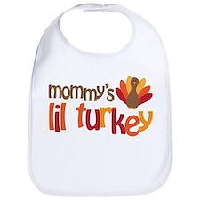 Mommy's Lil Turkey Bib