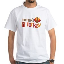 Mommy's Lil Turkey Shirt