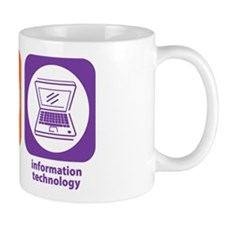Eat Sleep Information Mug