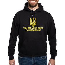 Funny Ukrainian Dupa Hoodie