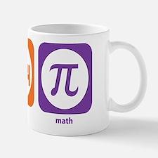 Eat Sleep Math Mug