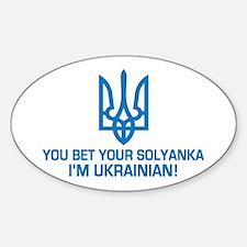 Ukrainian Solyanka Decal