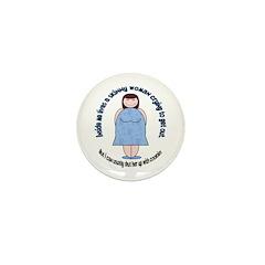 Skinny Funnys Mini Button (10 pack)