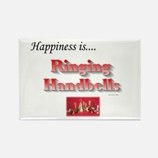 Happiness Is... Rectangle Magnet (10 pack)