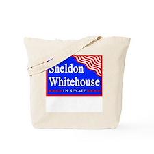 Rhode Island Sheldon Whitehouse Tote Bag