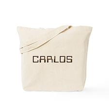 Carlos Circuit Tote Bag