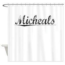 Micheals, Vintage Shower Curtain