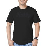 Hubby Fitted T-shirts (Dark)
