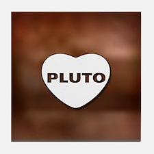 LOVE PLUTO Tile Coaster