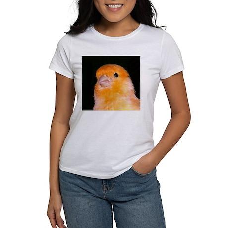 ORANGE CANARY Women's T-Shirt