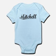 Mitchell, Vintage Infant Bodysuit