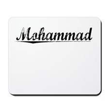 Mohammad, Vintage Mousepad