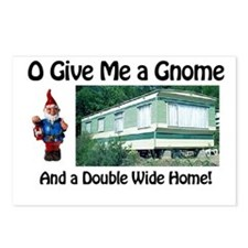 Give me a Gnome Postcards (Package of 8)