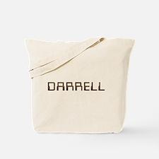 Darrell Circuit Tote Bag