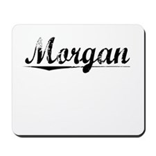 Morgan, Vintage Mousepad
