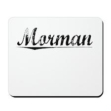 Morman, Vintage Mousepad