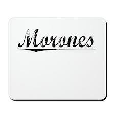 Morones, Vintage Mousepad