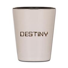Destiny Circuit Shot Glass