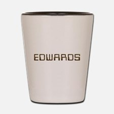 Edwards Circuit Shot Glass