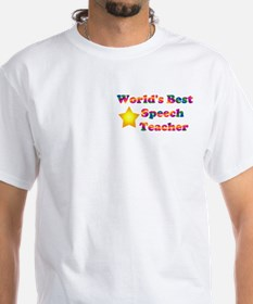 Speech Teacher Shirt