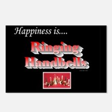 Happiness Is... Black Postcards (Package of 8)