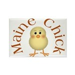 Maine Chick Rectangle Magnet (10 pack)