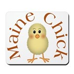 Maine Chick Mousepad