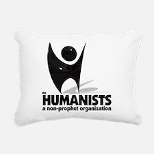 Humanists Non-prophet logo Rectangular Canvas Pill