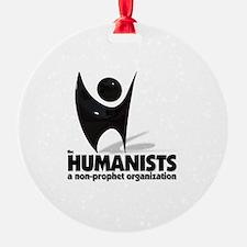 Humanists Non-prophet logo Ornament