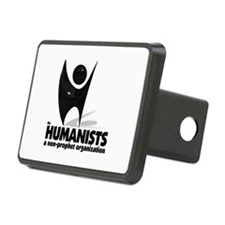 Humanists Non-prophet logo Hitch Cover