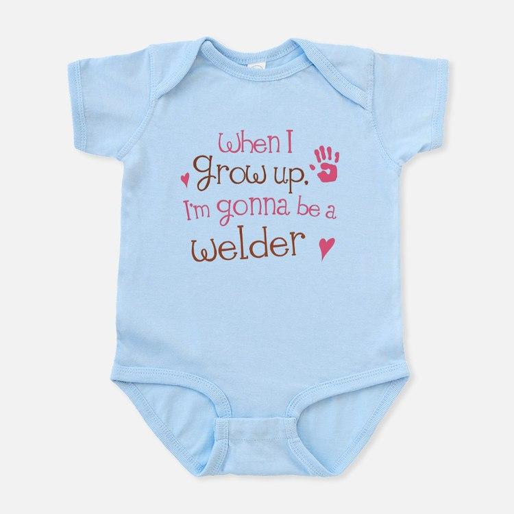 Kids Future Welder Infant Bodysuit