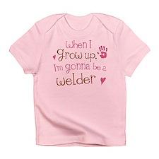 Kids Future Welder Infant T-Shirt