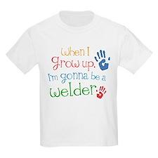 Kids Future Welder T-Shirt