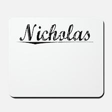 Nicholas, Vintage Mousepad