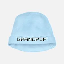 Grandpop Circuit baby hat