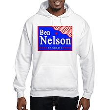 Nebraska Ben Nelson US Senate Hoodie