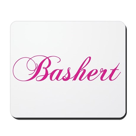 Bashert Mousepad