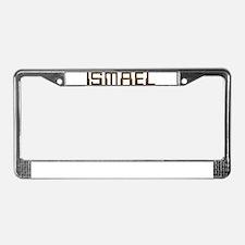 Ismael Circuit License Plate Frame