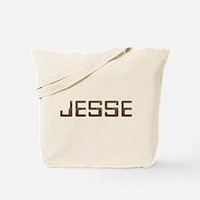 Jesse Circuit Tote Bag