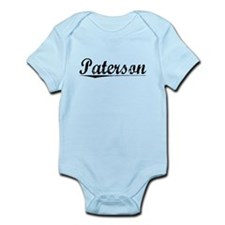 Paterson, Vintage Infant Bodysuit